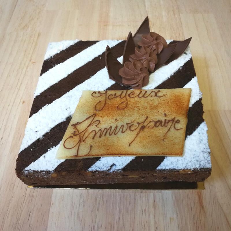 Gateau anniversaire JUMP ARENA Bordeaux