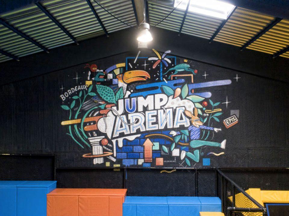 activité trampoline bordeaux bègles